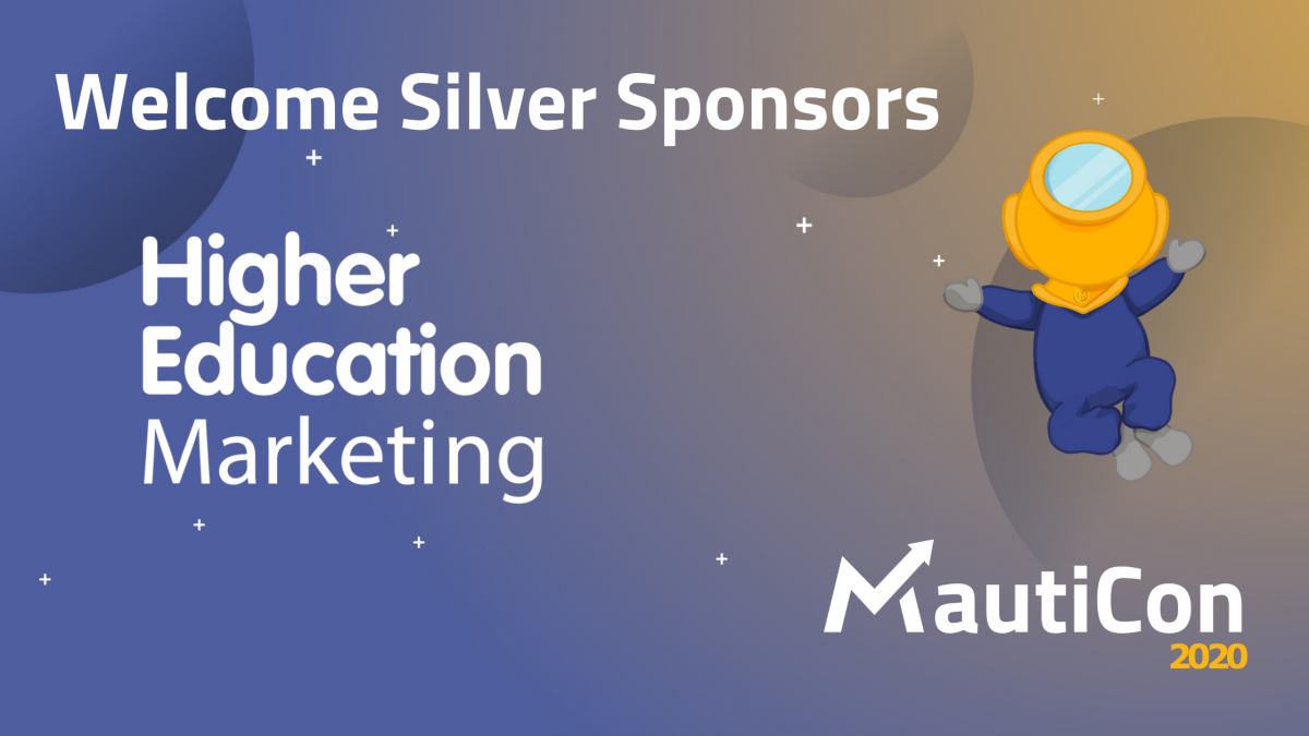 Welcome Silver Sponsors Higher Education Marketing